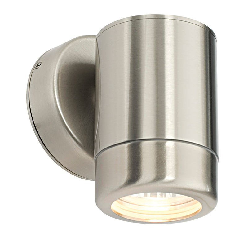 Saxby-14016 - Atlantis - Marine Grade Stainless Steel Downlight Wall Lamp