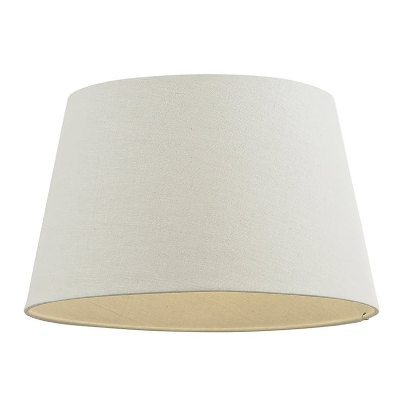 Endon-CICI-18IV - Cici - 18 inch Ivory Linen Shade for Pendant or Table Lamp