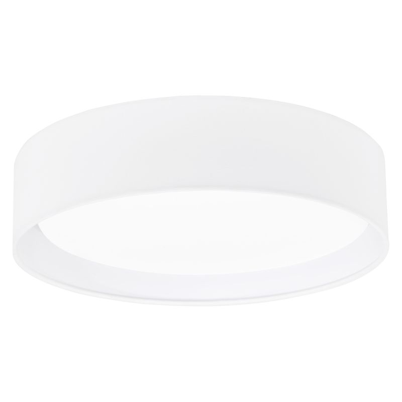 Eglo-31588 - Pasteri - White with Diffuser Ceiling Lamp