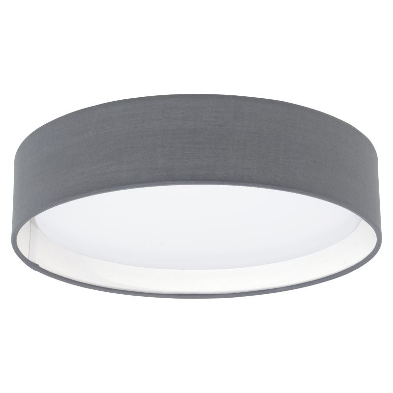 Eglo-31592 - Pasteri - LED Grey & White with Diffuser Ceiling Lamp