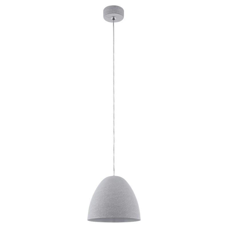Eglo-94353 - Razoni - Medium Grey Single Hanging Pendant