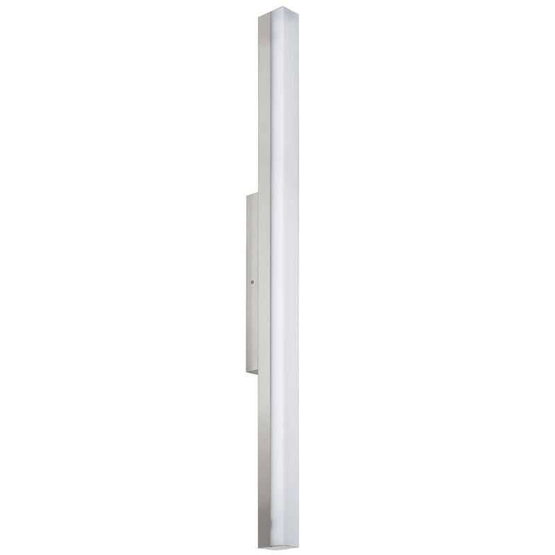 Eglo-94618 - Torretta - Bathroom LED White and Nickel over Mirror Big Wall Lamp