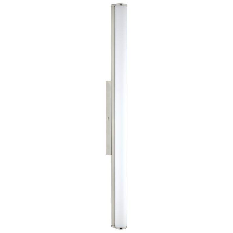 Eglo-94717 - Calnova - Bathroom LED White and Nickel over Mirror Big Wall Lamp