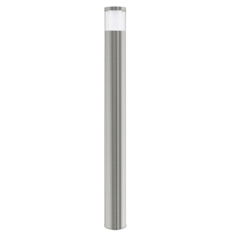 Eglo-94279 - Basalgo 1 - LED Stainless Steel with Clear Big Bollard