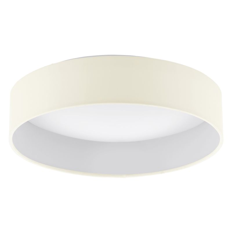 Eglo-93392 - Palomaro - LED Cream with Diffuser Small Ceiling Lamp