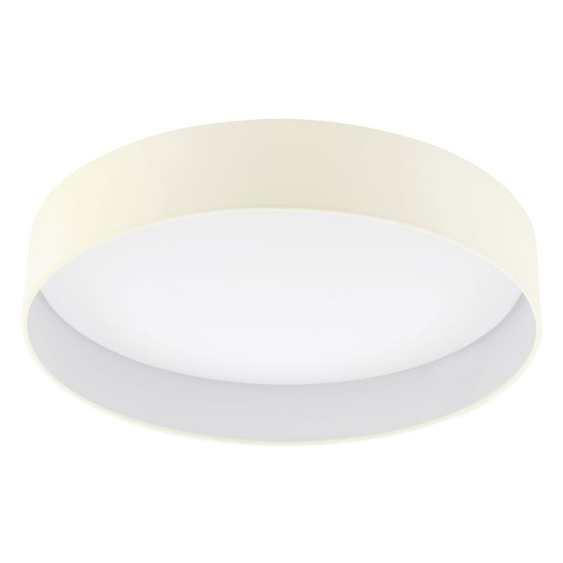 Eglo-93394 - Palomaro - LED Cream with Diffuser Big Ceiling Lamp
