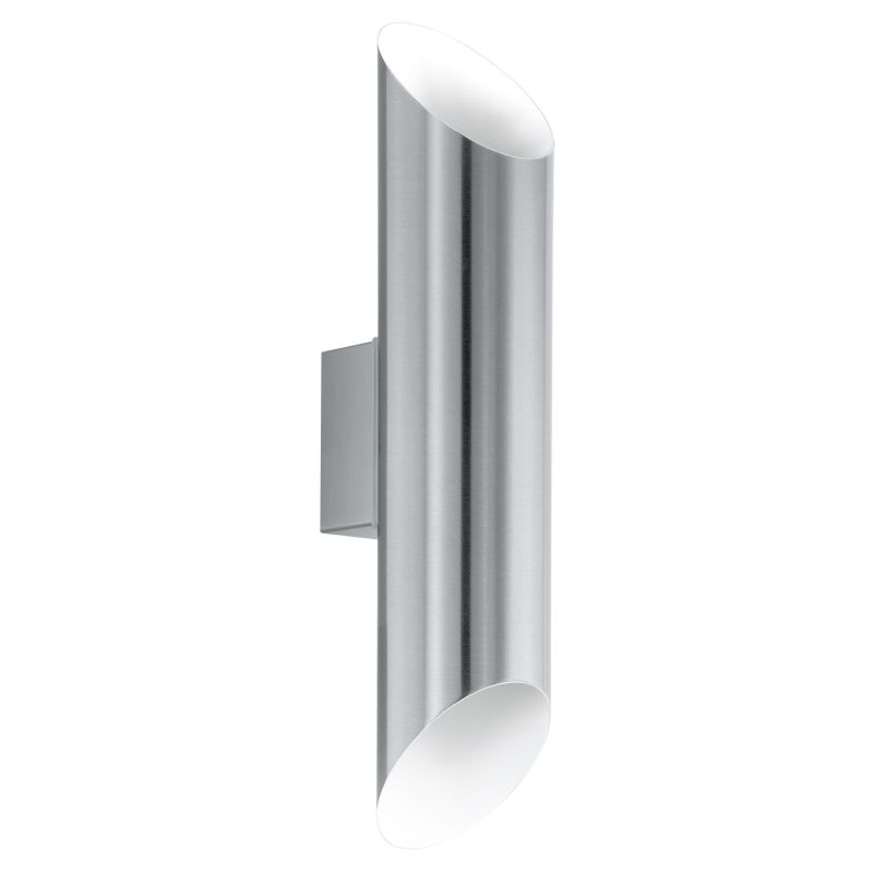 Eglo-94803 - Agolada - Outdoor LED Stainless Steel Up&Down Wall Lamp