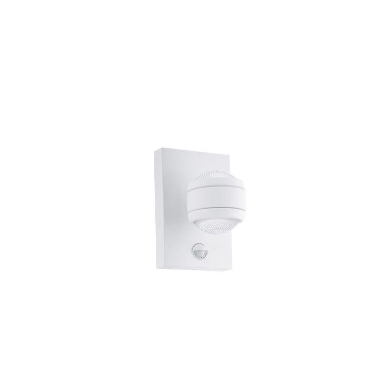 Eglo-96022 - Sesimba 1 - Outdoor LED White Up&Down Sensor Wall Lamp