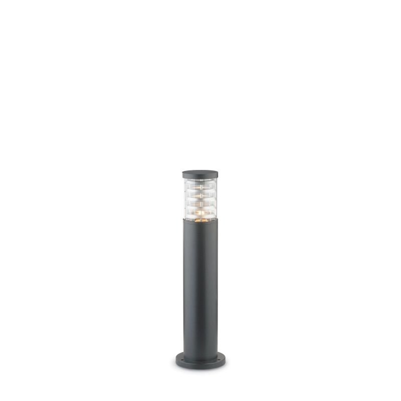 IdealLux-026985 - Tronco - Outdoor Antracite with Glass Small Bollard