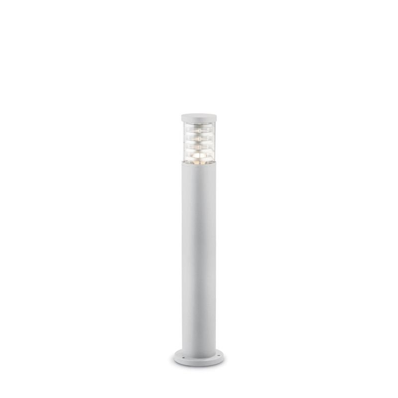 IdealLux-109138 - Tronco - Outdoor White with Glass Big Bollard