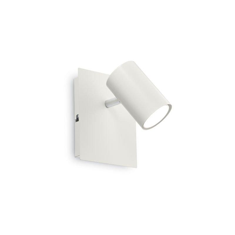 IdealLux-156729 - Spot - White Metal Single Spots Light