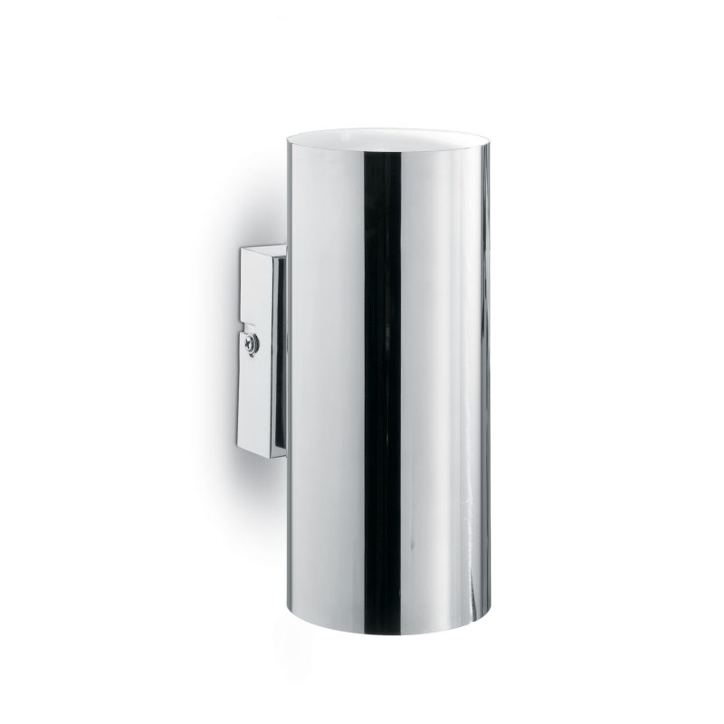 IdealLux-094182 - Hot - Chrome Metal Up & Down Wall Lamp