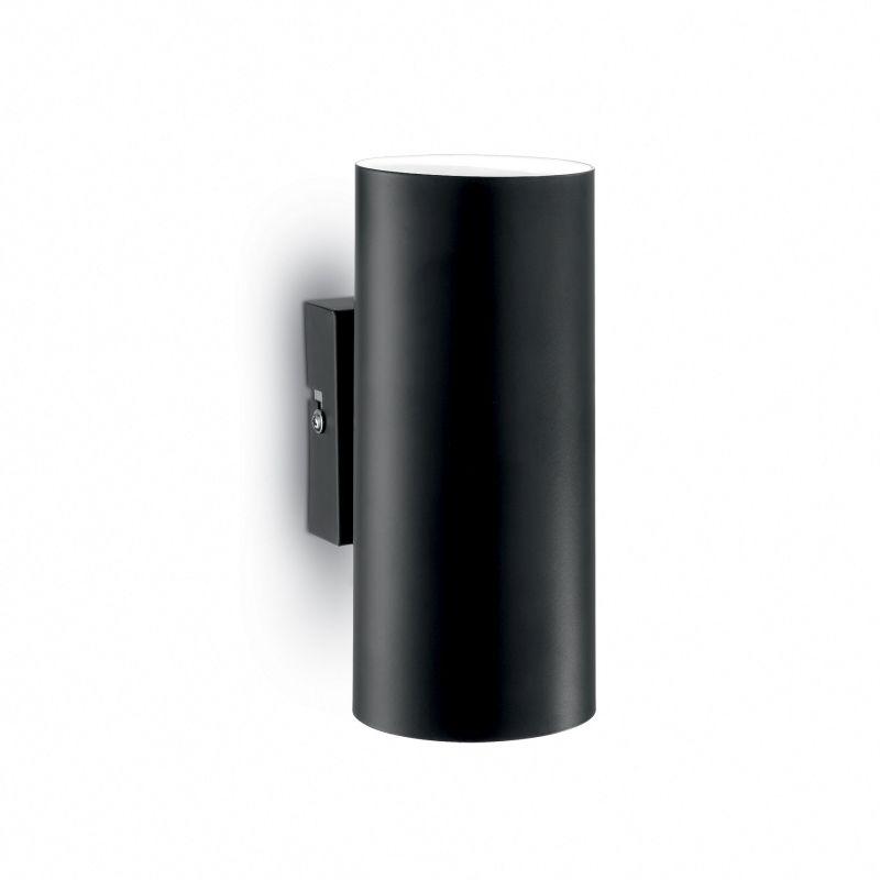 IdealLux-095998 - Hot - Black Metal Up & Down Wall Lamp