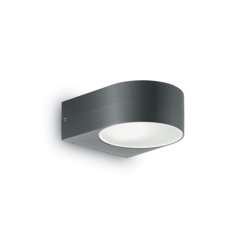 IdealLux-018515 - Iko - Outdoor Anthracite Up&Down Wall Lamp