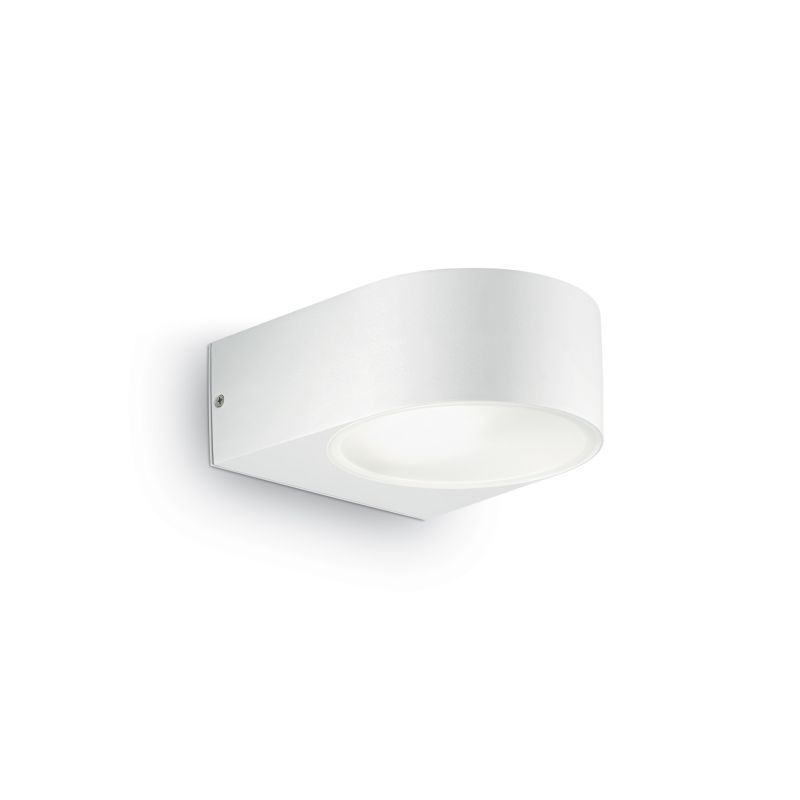 IdealLux-018522 - Iko - Outdoor White Up&Downlight Wall Lamp
