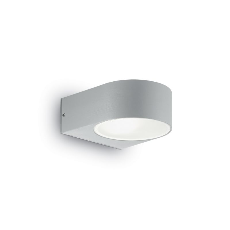 IdealLux-092218 - Iko - Outdoor Grey Up&Down Wall Lamp
