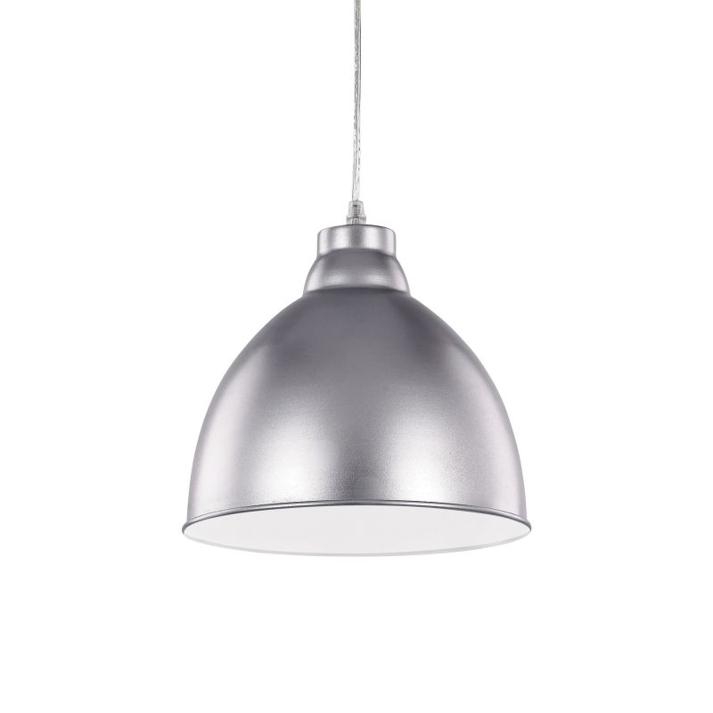 IdealLux-020716 - Navy - Aluminum Metal Single Hanging Pendant