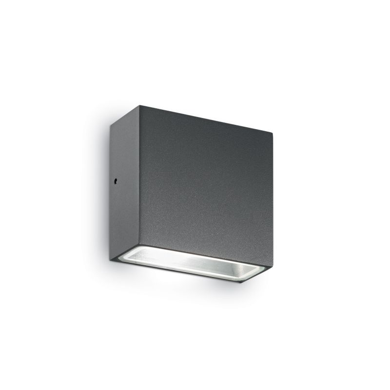 IdealLux-113753 - Tetris-1 - Outdoor Anthracite Wall Lamp
