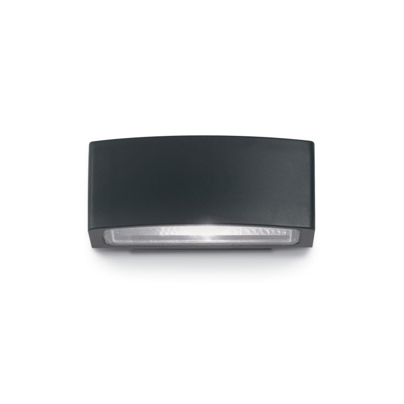 IdealLux-061597 - Andromeda - Outdoor Black Up&Down Wall Lamp