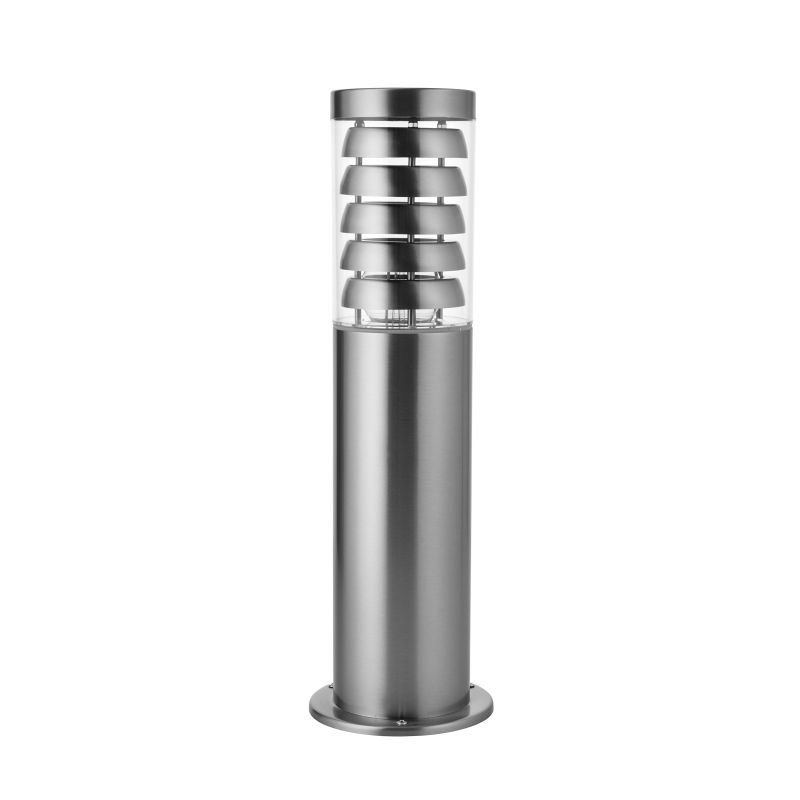 Saxby-13922 - Tango - Brushed Stainless Steel Small Bollard
