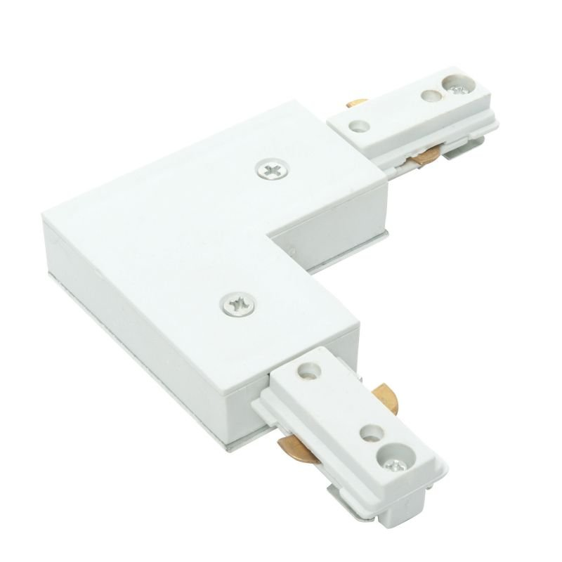 Saxby-3TRAWL - Connector - White Track L Connector