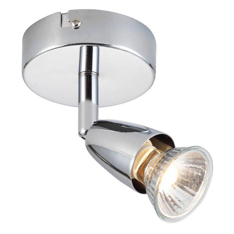 Saxby-43277 - Amalfi - Polished Chrome Single Spotlight