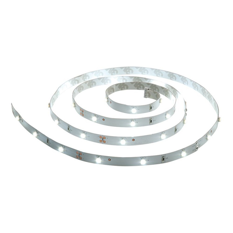 Saxby-52306 - Flexline - LED Daylight White Strip Lighting Kit 5m 12W