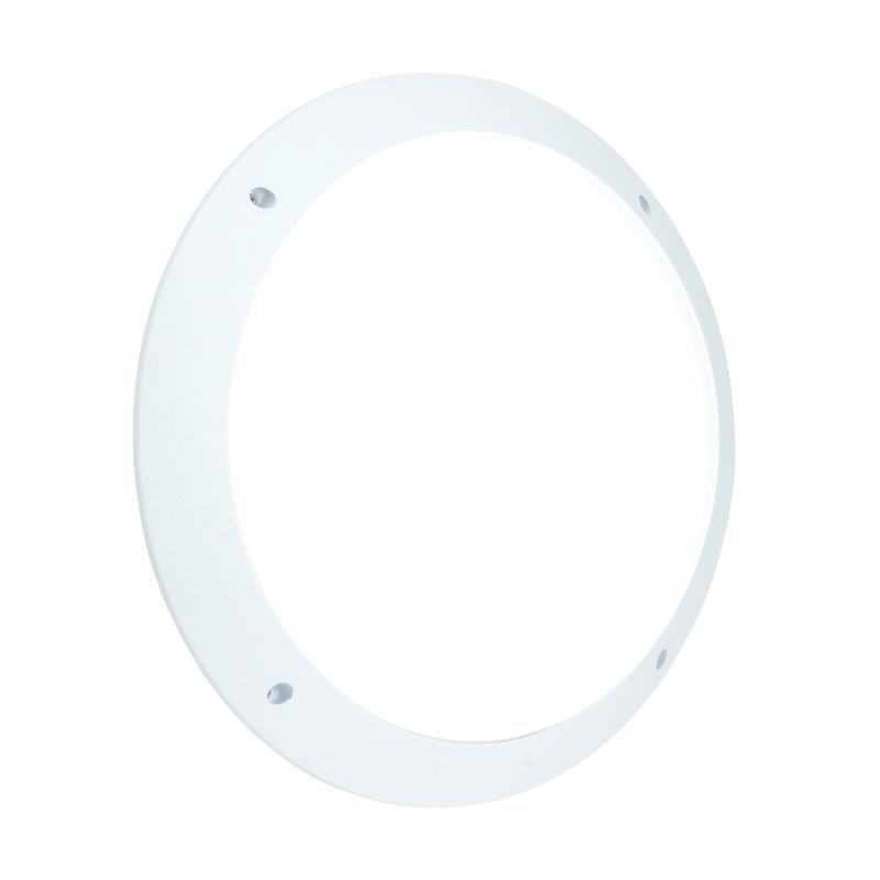 Saxby-55691 - Seran - LED White Plain Bulkhead