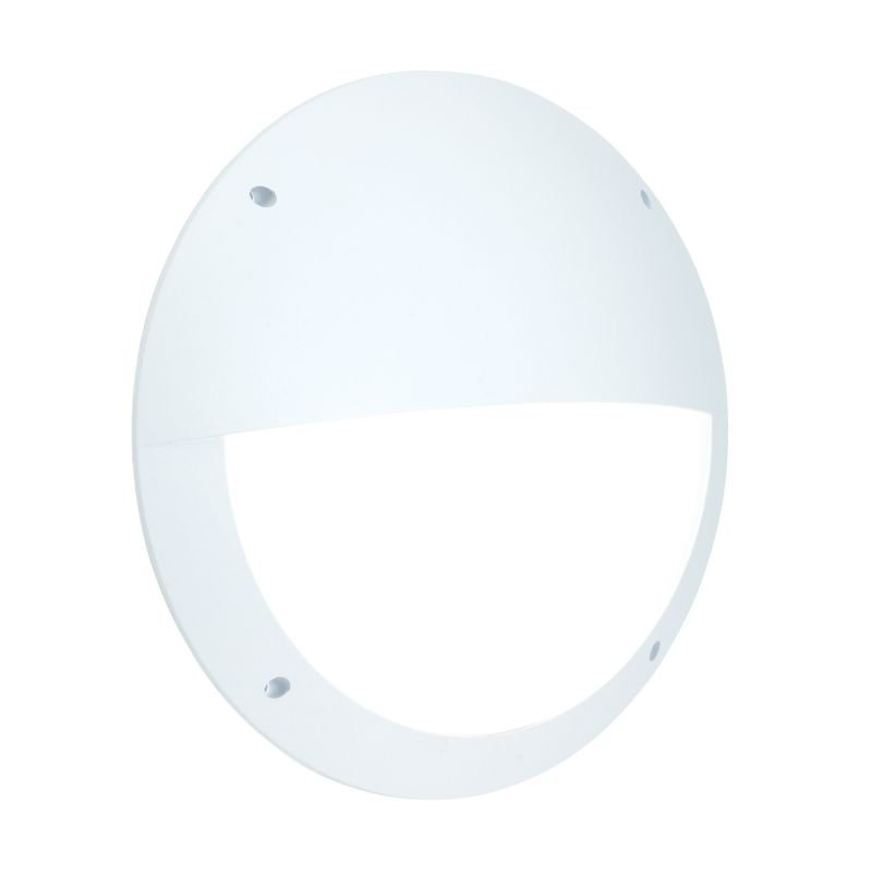 Saxby-55692 - Seran - LED White Eyelid Bulkhead