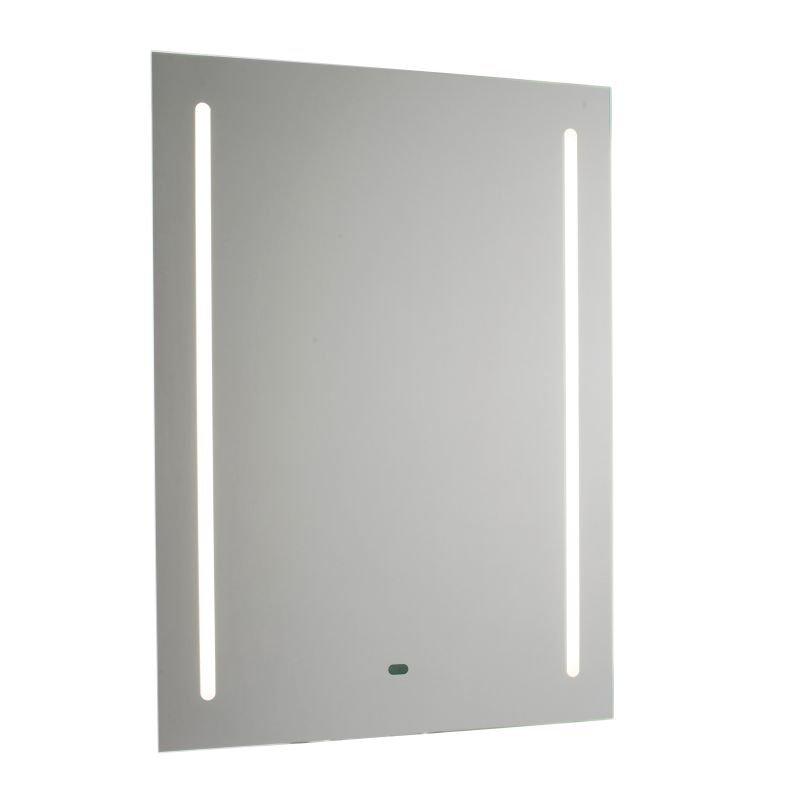 Saxby-60899 - Nico - LED Bathroom Mirror with Shaver Socket