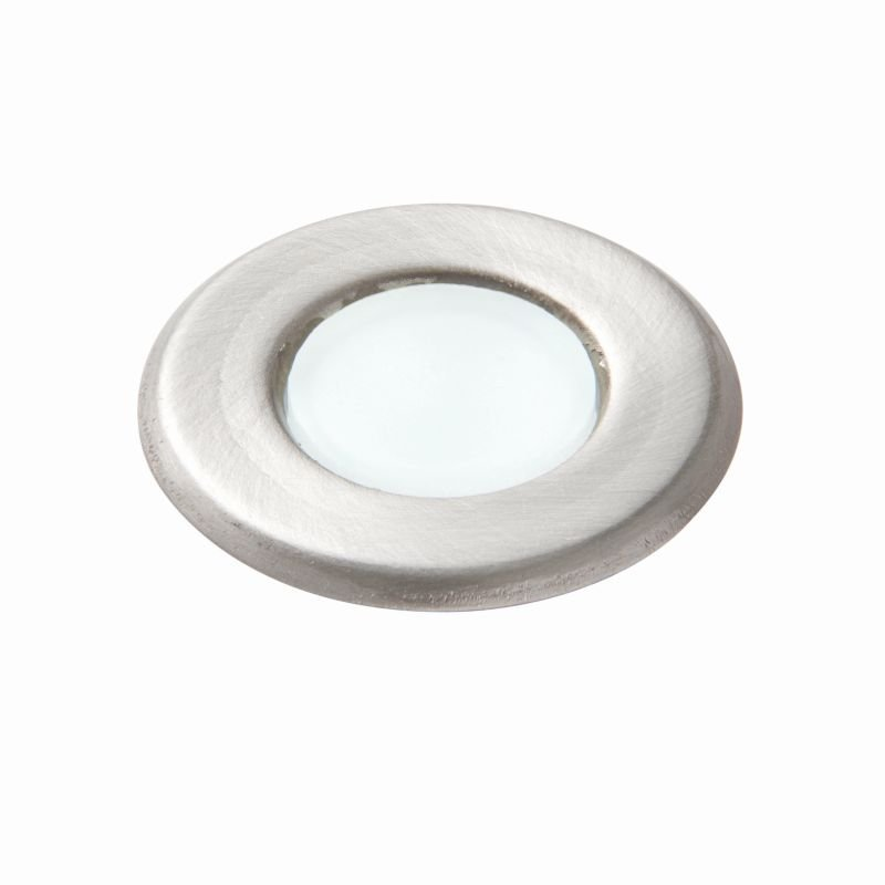 Saxby-67360 - Cove - LED Marine Grade Brushed Stainless Steel Recessed Light