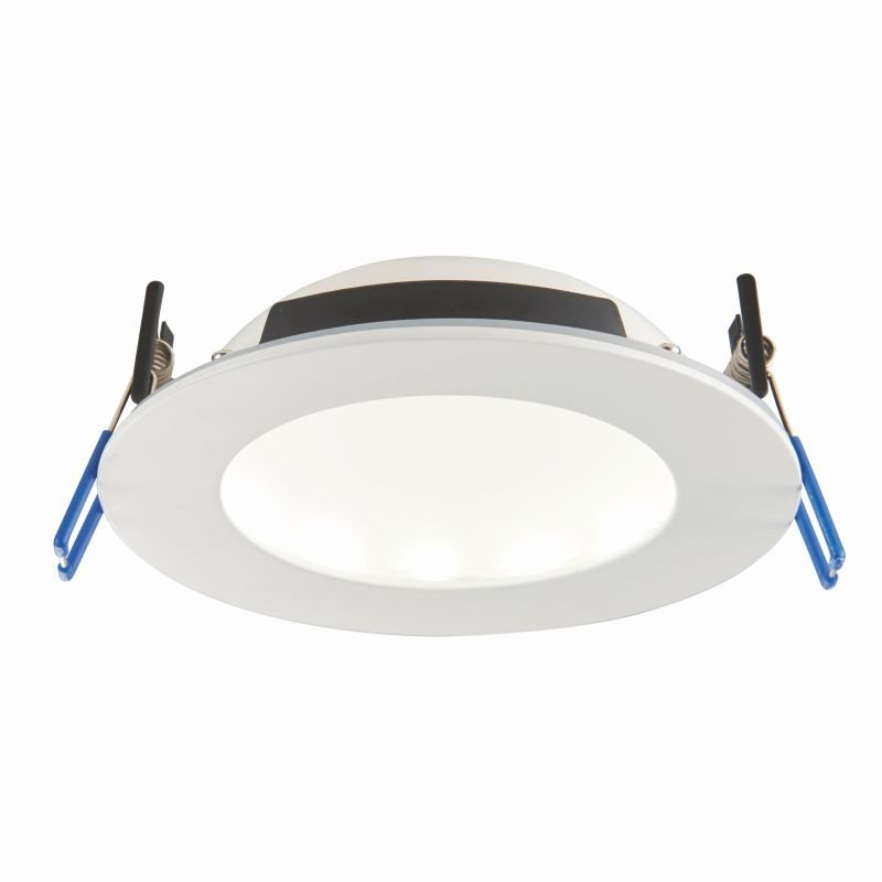 Saxby-71512 - OrbitalPRO - LED White Recessed Downlight Ø 13.5 cm