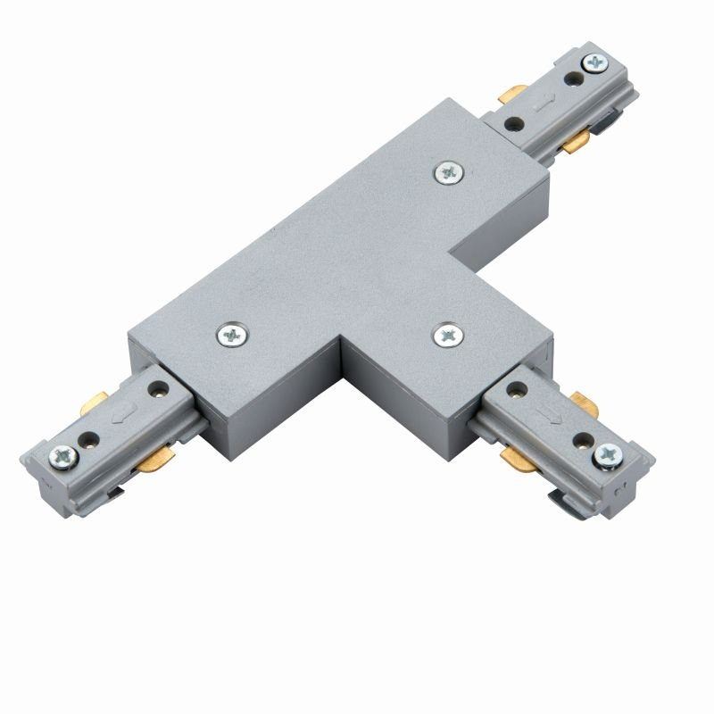 Saxby-72726 - Connector - Silver Track T Connector