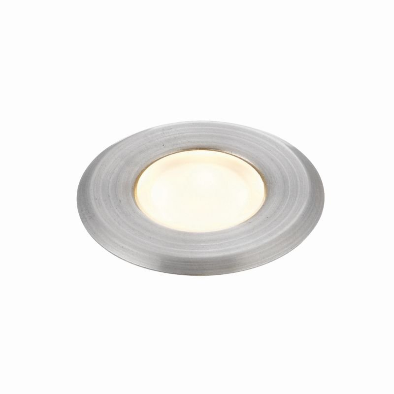 Saxby-73463 - Cove - LED Marine Grade Stainless Steel Recessed Ground Light