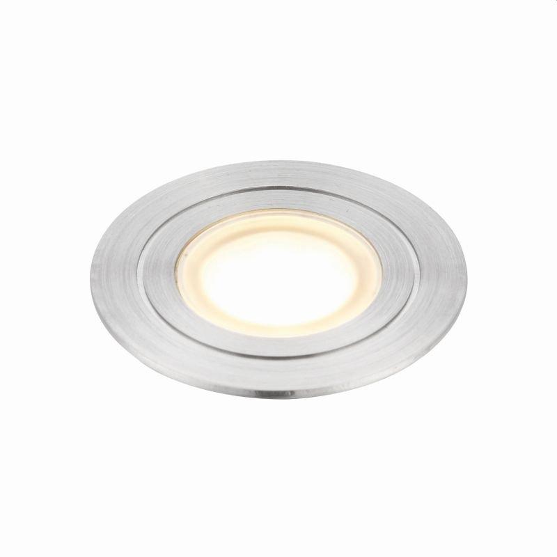 Saxby-73464 - Hayz - LED Marine Grade Stainless Steel Recessed Ground Light