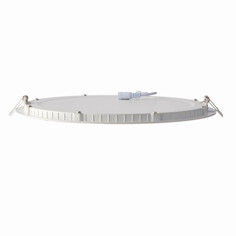 Saxby-73810 - SirioDISC - LED 4000K Ø30 White Recessed Downlight