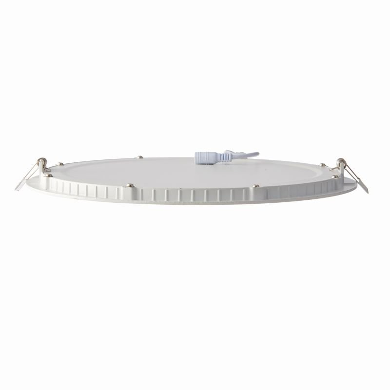 Saxby-73813 - SirioDISC - LED 3000K Ø30 White Recessed Downlight