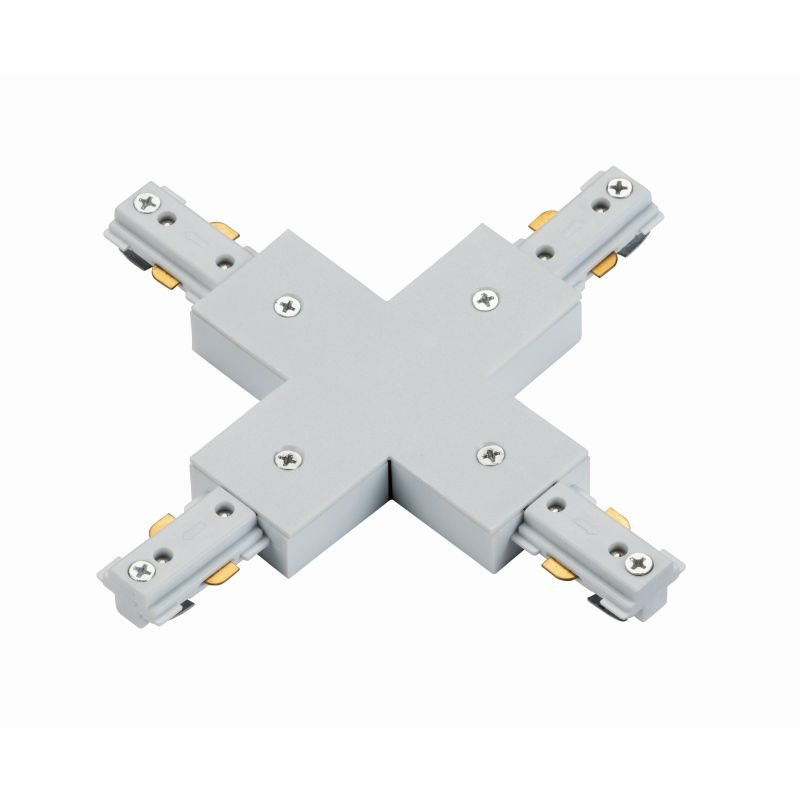 Saxby-75537 - Connector - White Track X Connector