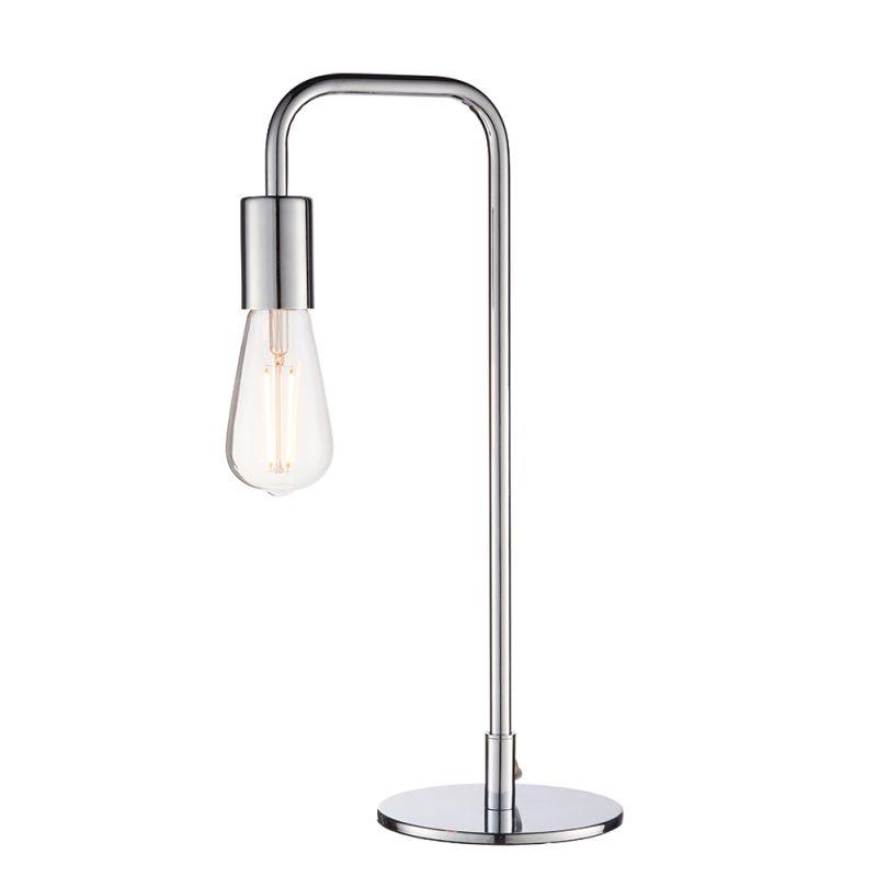 Endon-76344 - Rubens - Polished Chrome Table Lamp