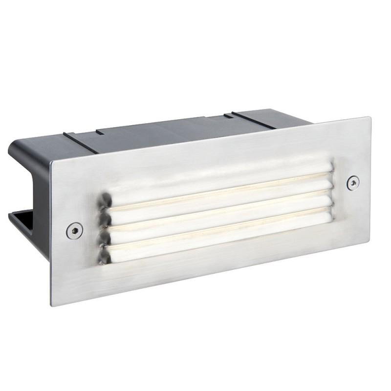 Saxby-78639 - Seina - LED Marine Grade Stainless Steel Brick Light