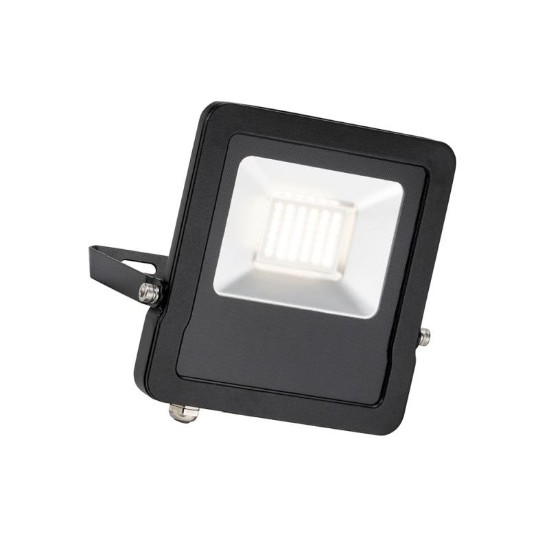 Saxby-78966 - Surge - Outdoor LED Black Floodlight 30W