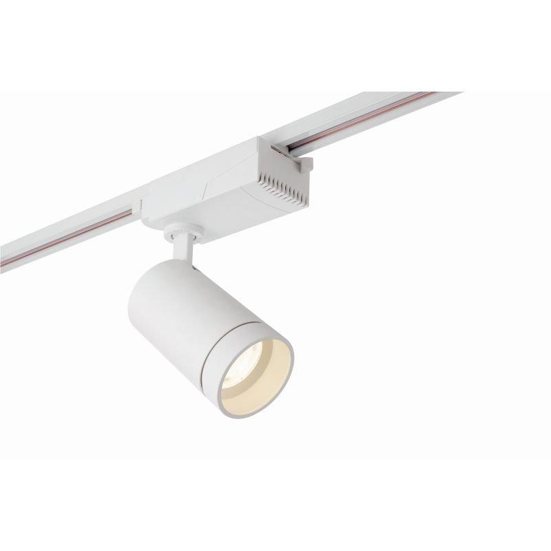 Saxby-79219 - Cody - LED White Track Head Spotlight