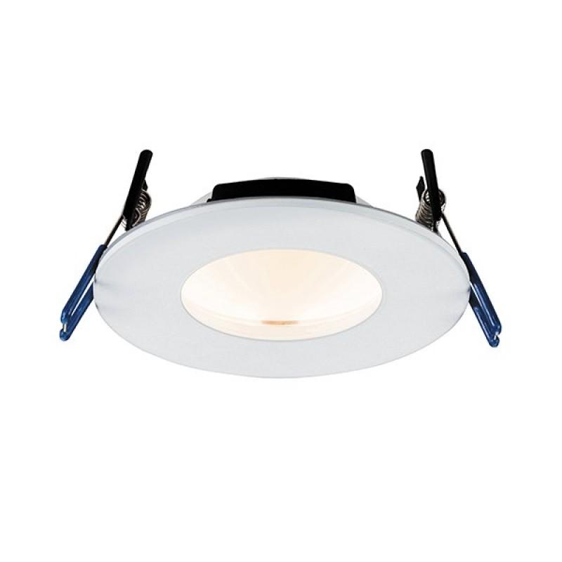 Saxby-79305 - Orbital Smart - LED Smart White Recessed Light