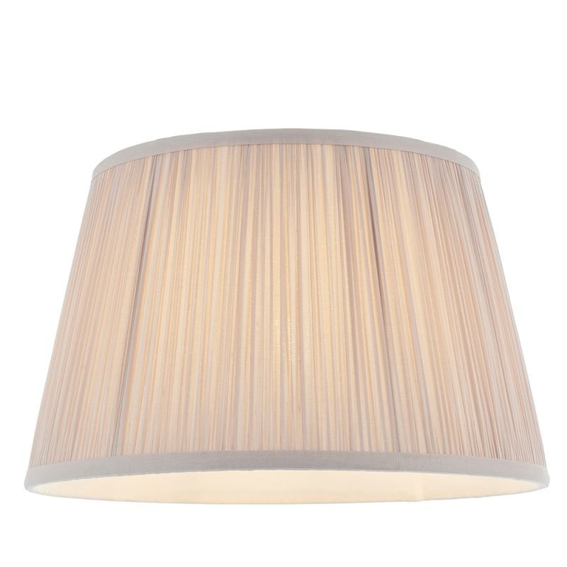 Endon-79632 - Freya - Shade Only - 12 inch Dusky Pink Shade