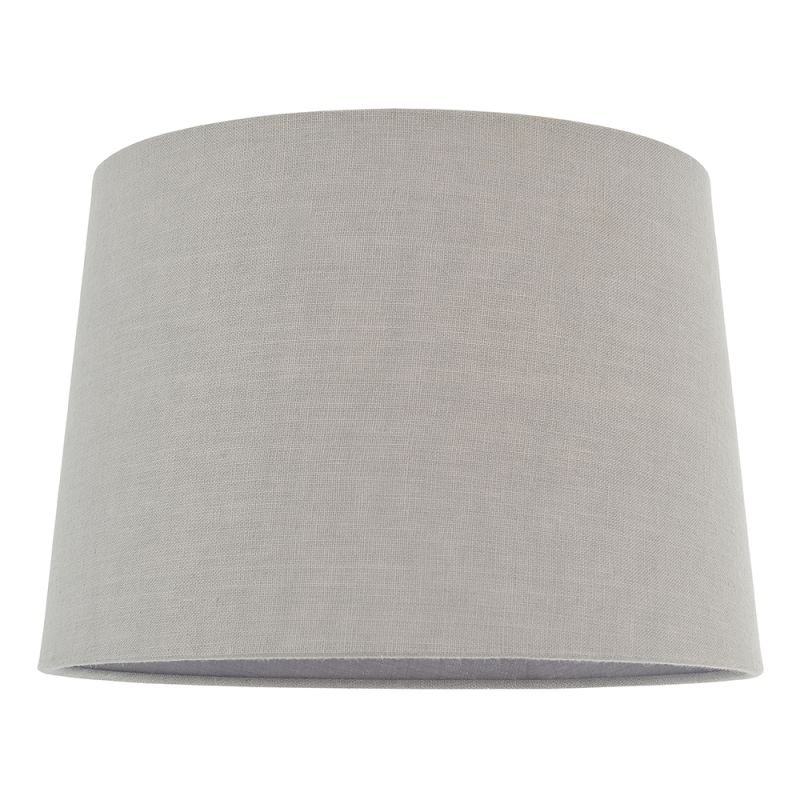 Endon-79639 - Mia - Shade Only - 12 inch Grey Shade
