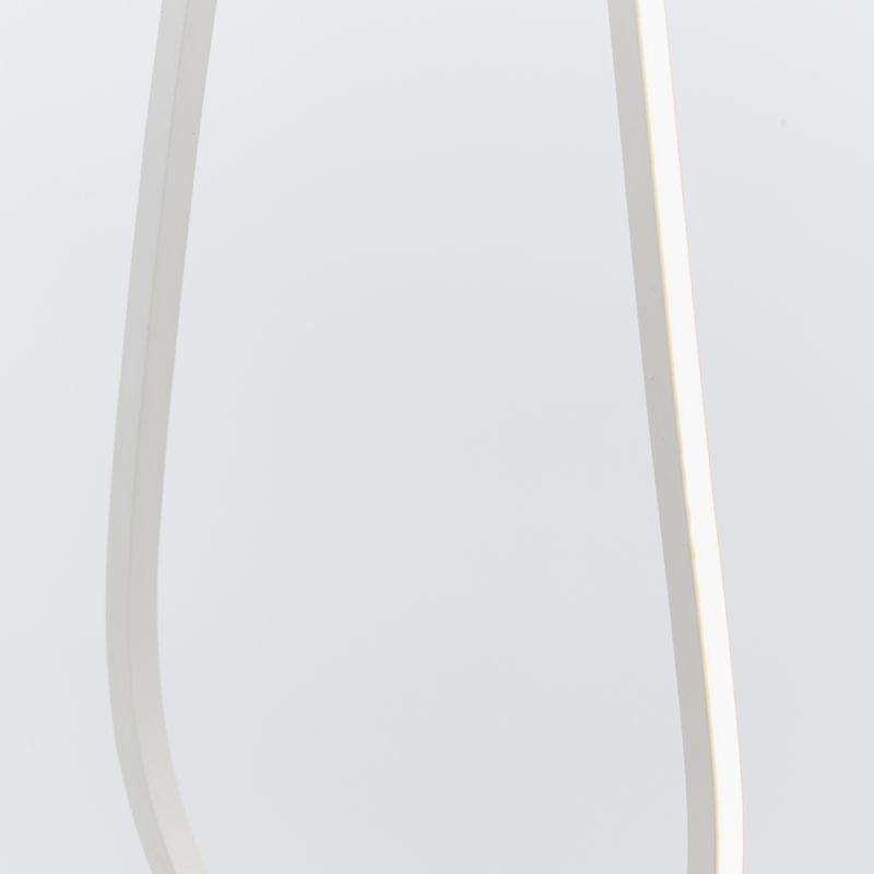 Endon-80678 - Paradox - LED Matt White Floor Lamp