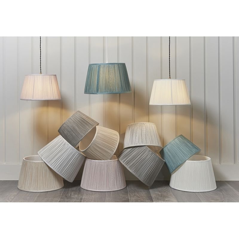 Endon-81388 - Freya - Shade Only - 12 inch Oyster Shade