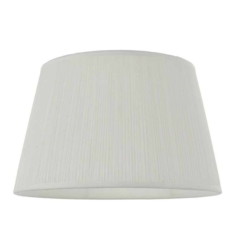 Endon-81393 - Freya - Shade Only - 14 inch Vintage White Shade
