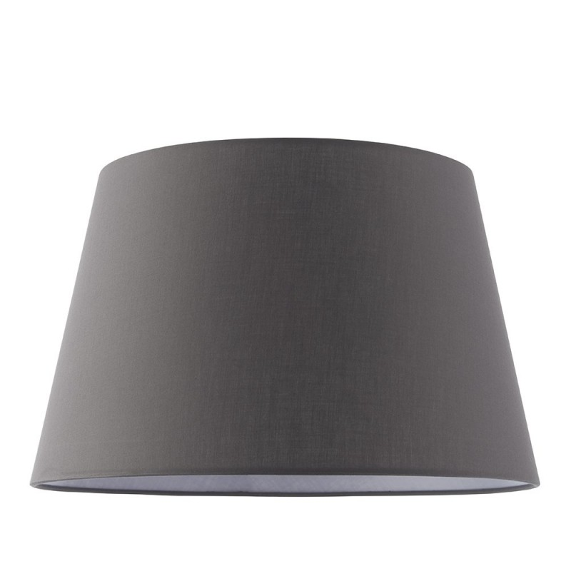 Endon-90137 - Evie - Shade Only - 14 inch Charcoal Shade