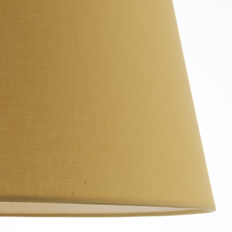 Endon-90139 - Evie - Shade Only - 14 inch Yellow Shade